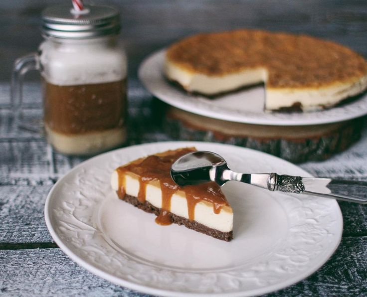 233 отметок «Нравится», 9 комментариев — Evgeniya Pontyakova (@pontyakova) в Instagram: «Fat-free low calories caramel cheesecake  ПП-карамельный чизкейк  Получается очень нежный и сочный,…»