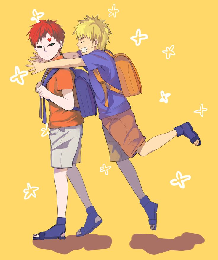 168 best Gaara & Naruto - Best Friends images on Pinterest Gaara And Naruto Kids