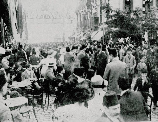[Ottoman Empire] Salonica Visit of Sultan Mehmed V, 1911 [Thessaloniki, Greece] [Sultan Reşad'ın Selanik Ziyareti] (12)   by OTTOMAN IMPERIAL ARCHIVES