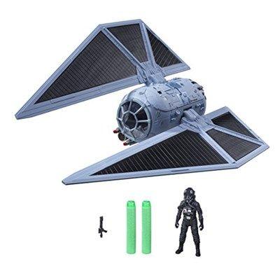 Chollo en Amazon España: Nave Nerf Tie Striker de Star Wars Rogue One por solo 16,49€ (un 61% de descuento sobre el precio de venta recomendado y precio mínimo histórico)