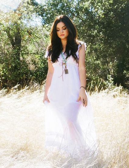 """Lucy Hale - New picture from """"Road Between"""" photoshoot"""