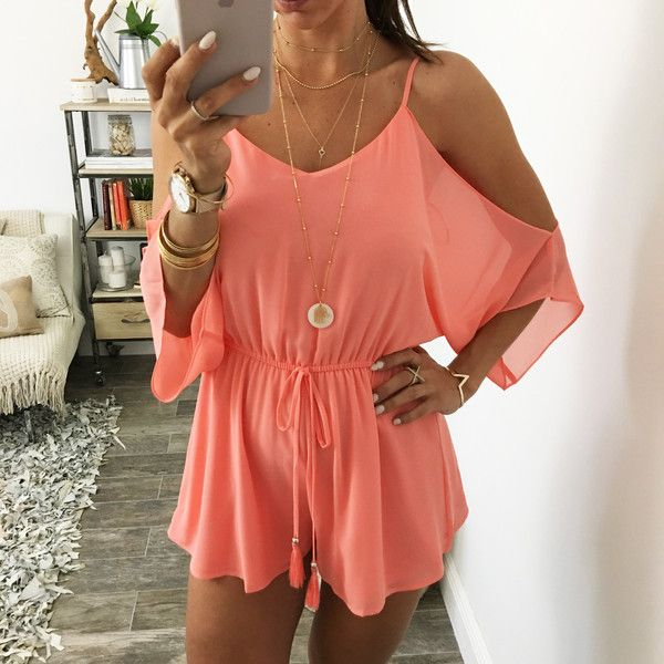 The Holly Romper