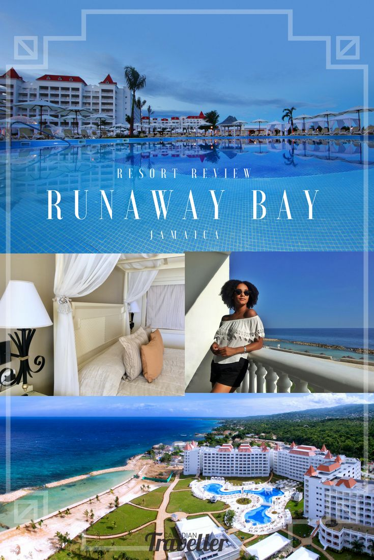 Resort Review: A Luxury Escape to Runaway Bay, Jamaica via Canadian Traveller Magazine. #BahiaPrincipe