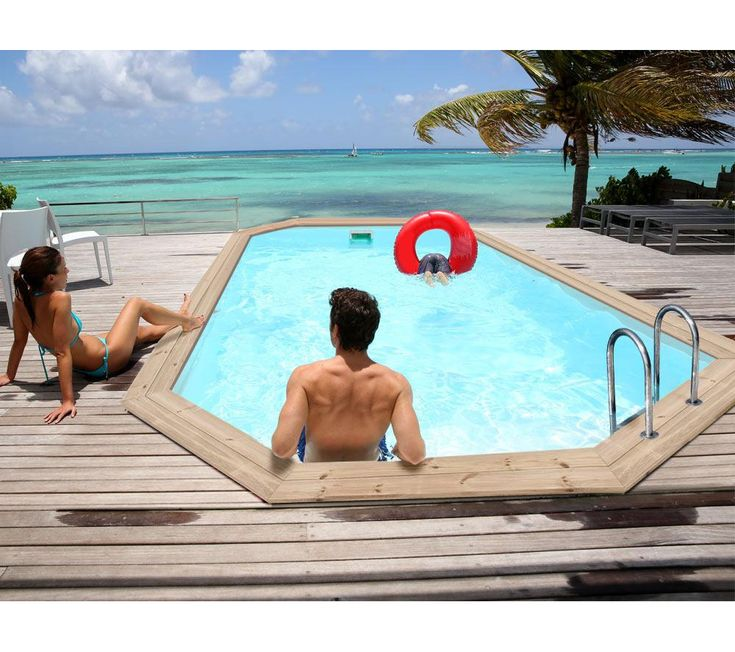 166 best images about promotion carrefour on pinterest for Promo piscine bois octogonale