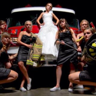 Married a firefighter.  :)