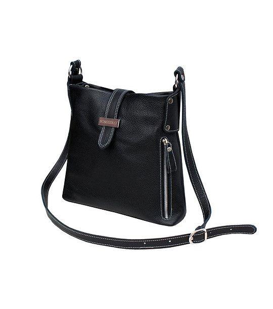 FashionSupreme - Geantă de culoare neagră Meredith - Accesorii - Genţi - Bosccolo - genți elegante doar pentru tine. Haine şi accesorii de marcă. Haine de designer.