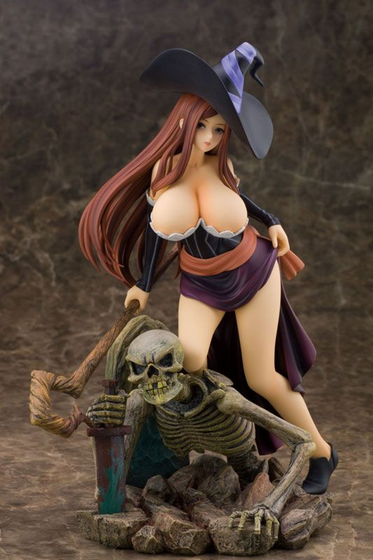 Dragon's Crown - Sorceress. She'd HAVE to have magic powers to keep from getting back problems. Yeesh.