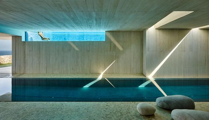 Eugeni Pons Fotografía de Arquitectura Cala Sardinera Ramon Esteve