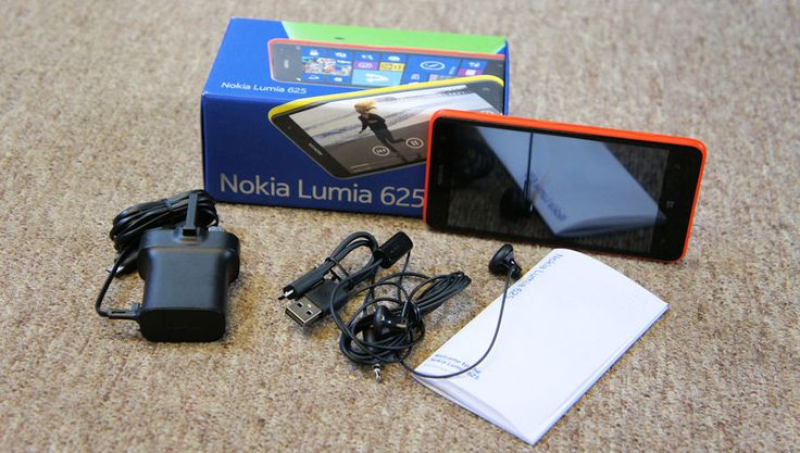 Review Nokia Lumia 625 By Relying On His Camera