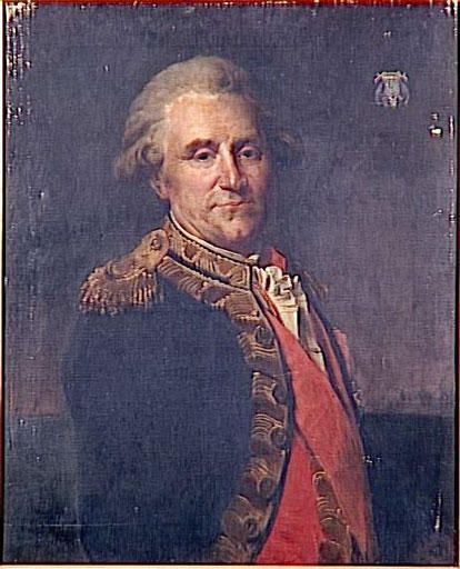 antoine jean marie  comte de th u00e9venard  amiral de france  1733