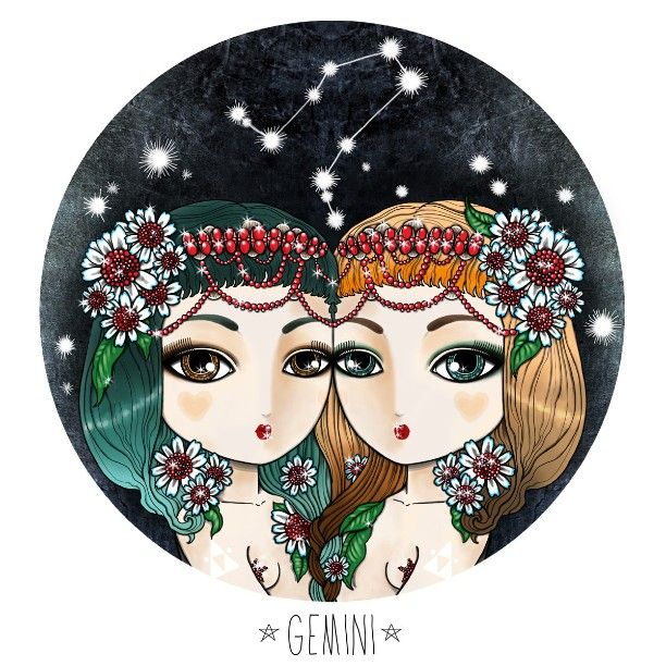 #Gemini https://madamastrology.com