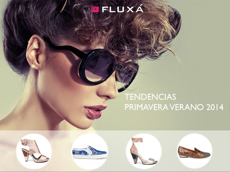 Tendencias Primavera verano 2014 #4shoes4looks #shoes #slipon #calzado #moda #fashion #trends #tendencias #fluxa