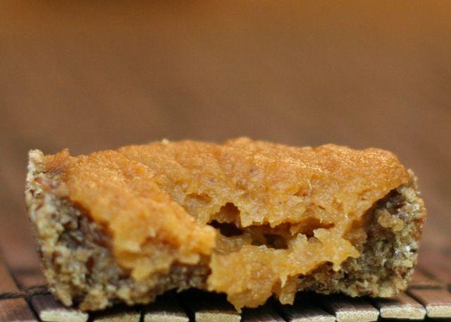 Vegan Spiced Pumpkin Pie Glo Bites | Recipes | Pinterest