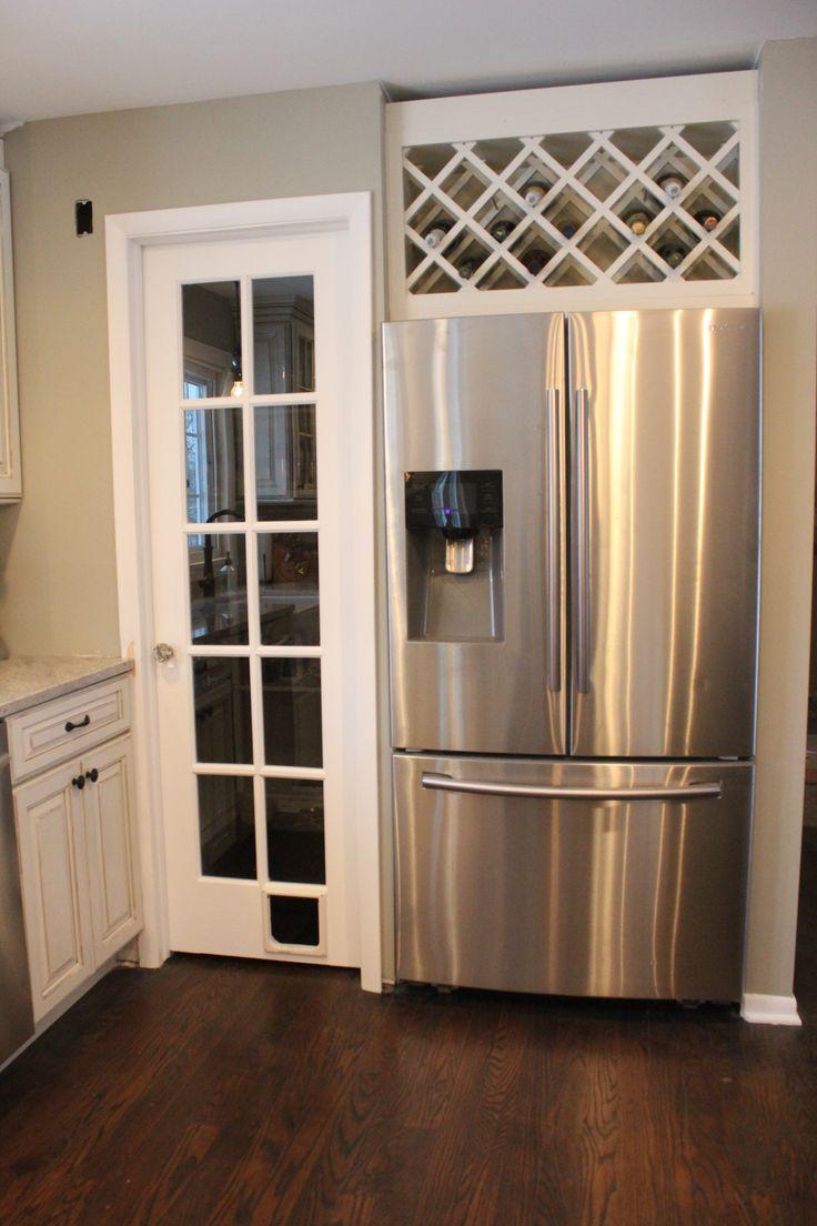 16 best New ideas for above fridge images on Pinterest ...