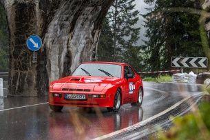 Porsche 924 Carrera GT: Fighting the mountain