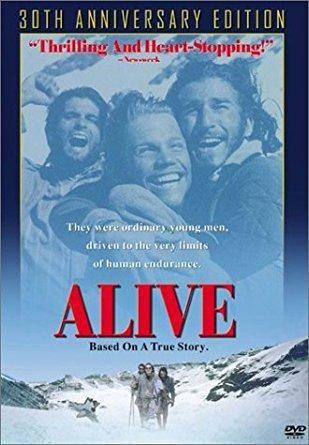 Alive (1993 / DVD) Ethan Hawke, Vincent Spano, Josh Hamilton, Bruce Ramsay, John Newton