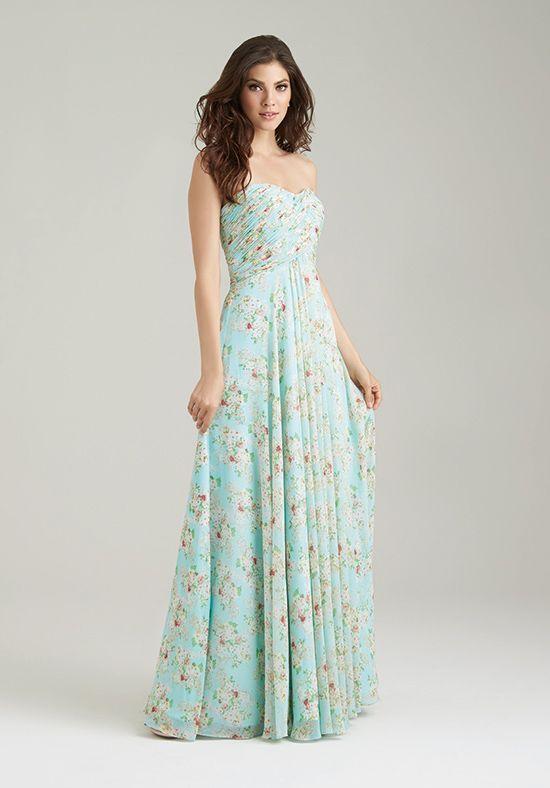 Allure Bridesmaids 1491 Sweetheart Bridesmaid Dress