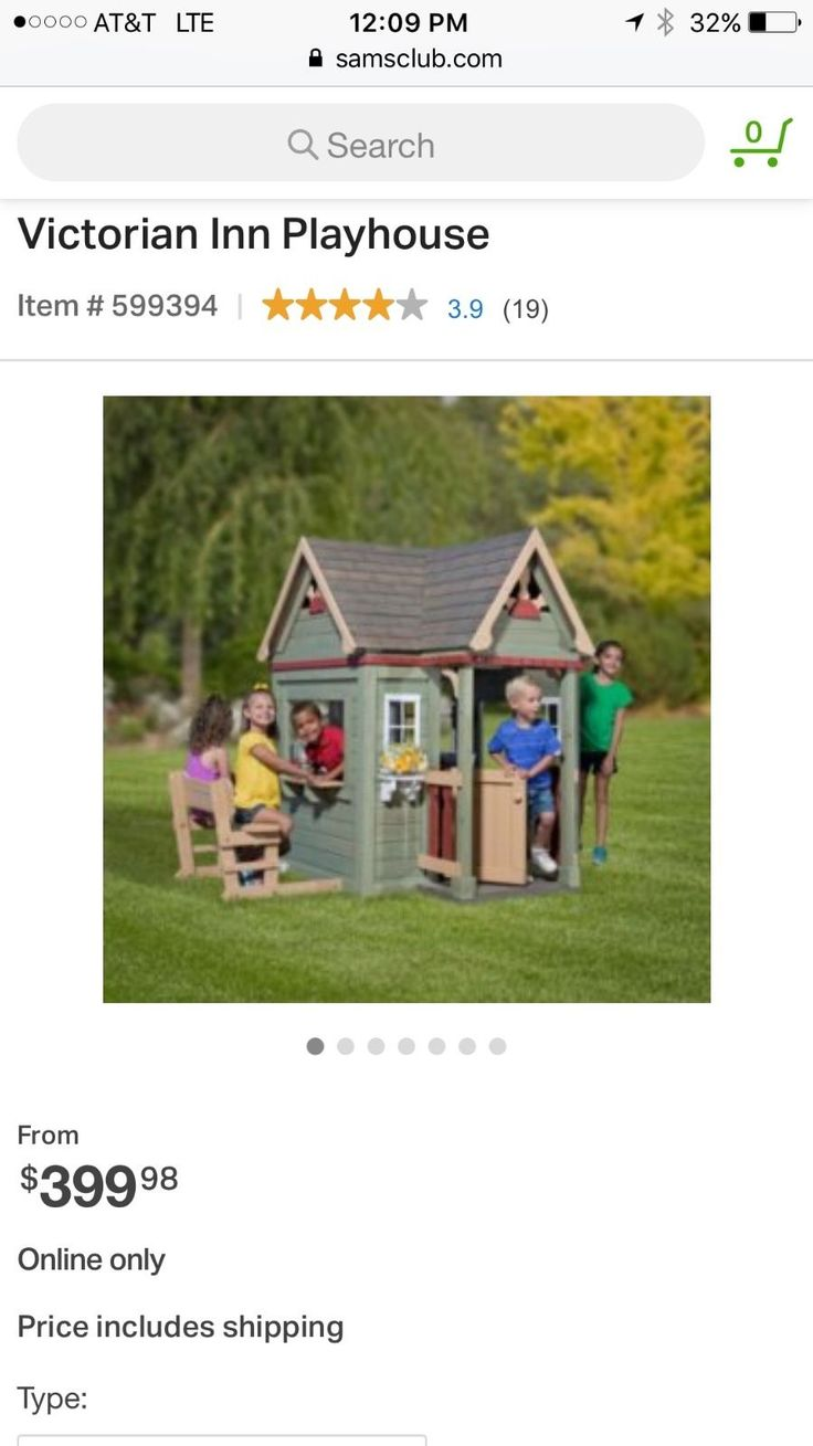 The  Best Victorian Kids Playhouses Ideas On Pinterest - Type of house for kids