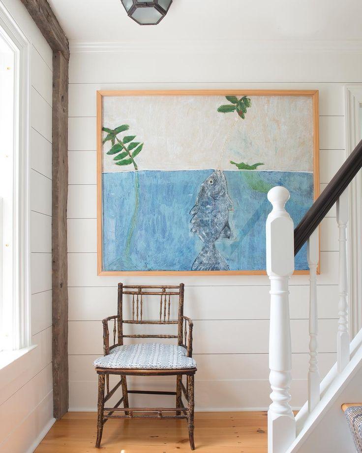 Michele Foyer Art : Best fish wall art ideas on pinterest