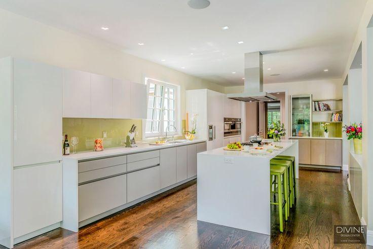 modern European kitchens in Boston