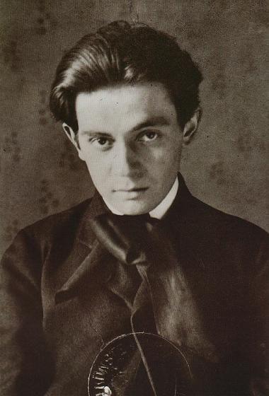 Painter Egon Schiele