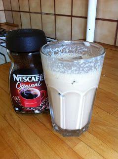 LCHF-HVERDAG: Verdens nemmeste iskaffe #LCHF #LCHFcoffee LCHF-Ice coffee - very easy