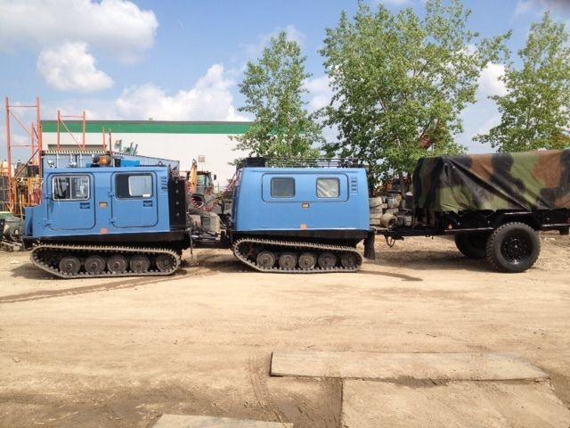 Hagglunds BV206 | équipement lourd | Ville d'Edmonton | Kijiji