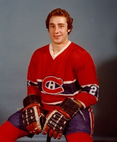 Bob Gainey Montreal Canadiens