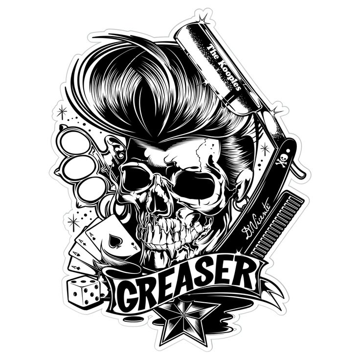 Design Quot Greaser Quot For Kooples 2012 Drawing Pinterest Greaser Tattoo And Tattoo Art