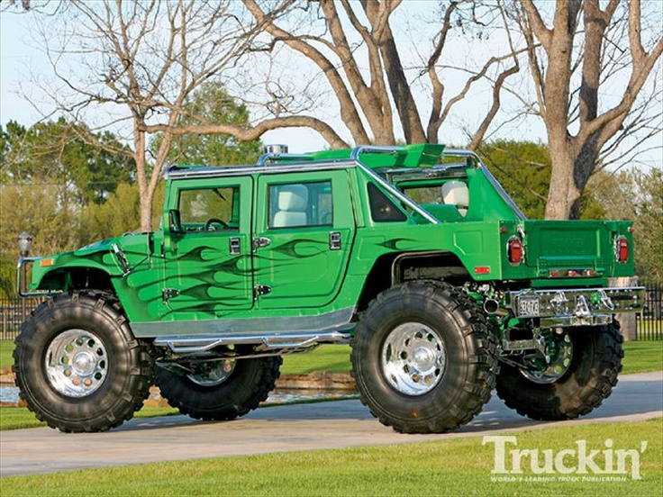 2003 Hummer H1 Left Side Angle #Hummer #Humvee #Rvinyl =========================== http://www.rvinyl.com/Hummer-Accessories.html