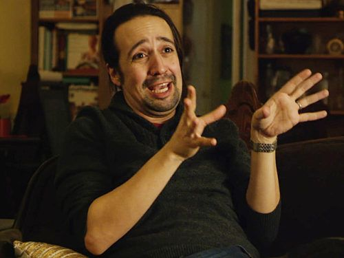 "This ""Drunk History"" clip of Lin-Manuel Miranda slurring the story of Alexander Hamilton is incredible"