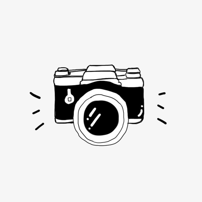 Hand Drawn Camera Png And Clipart Camera Drawing How To Draw Hands Camera Sketches