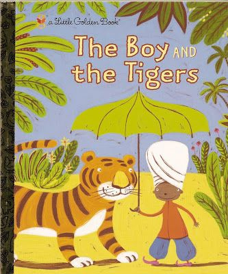 Booktopia Has The Boy And Tigers A Little Golden Book By Helen Bannerman Buy Discounted Hardcover Of Online From Australias