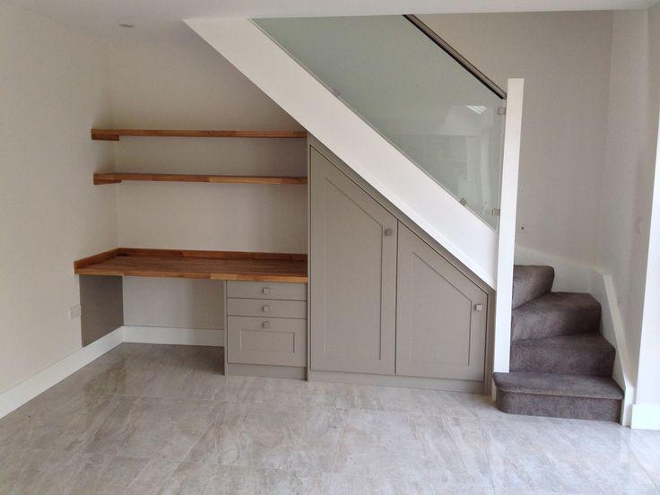 Best 25+ Desk under stairs ideas on Pinterest | Office ...