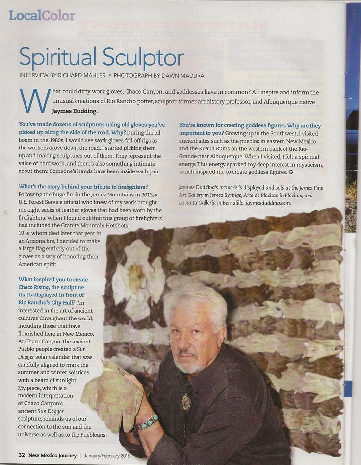 """This article appeared in the January 2015 AAA New Mexico """"Journey"""" magazine."""