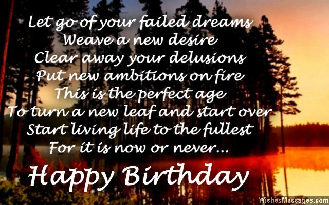 129 Best Images About Birthday Quotes, Wishes, Messages