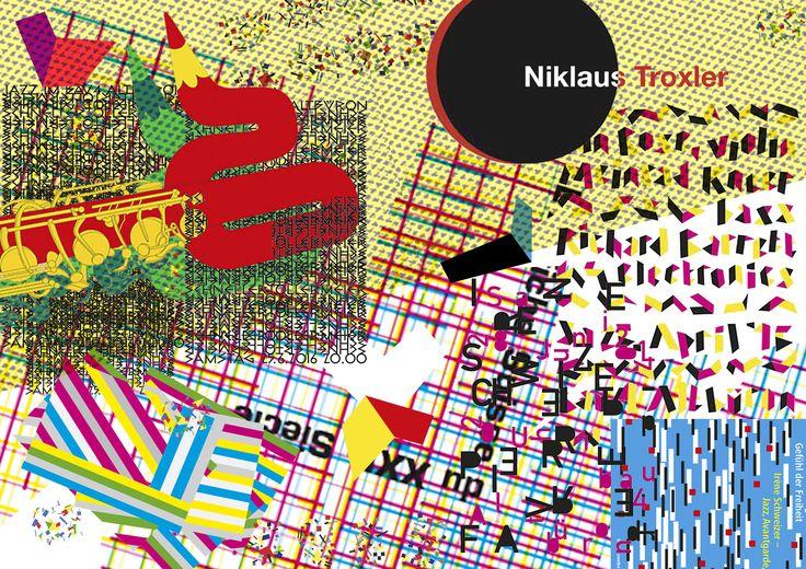 Moodboard Niklaus Troxler
