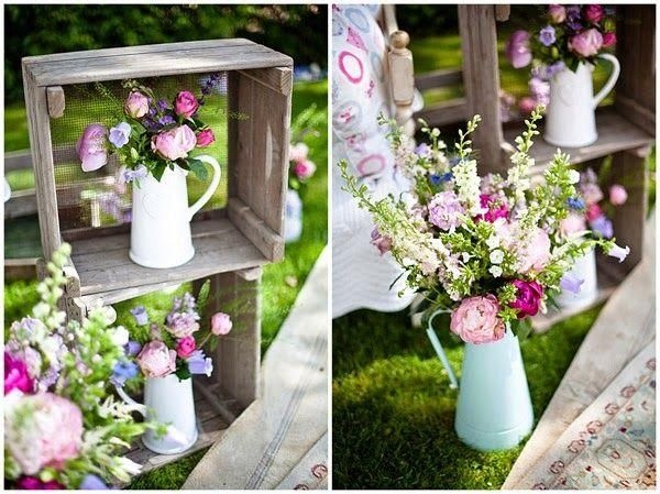 M s de 25 ideas fant sticas sobre decoraciones de boda for Decoracion de bodas economicas