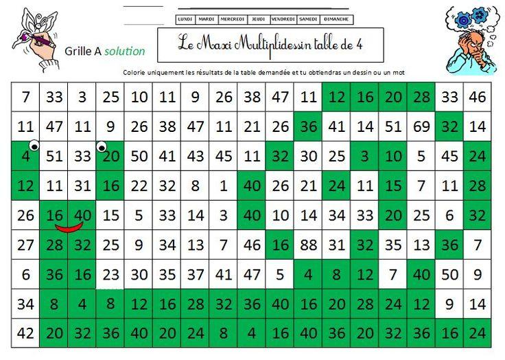 Le MAXI Multiplidessin Autonomie CP CE1 | BLOG GS CP CE1 CE2 de Monsieur Mathieu JEUX et RESSOURCES