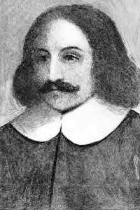 03/19/1589 - William Bradford. He was the governor of Plymouth Plantation four hundred years ago and wrote the first American history book.