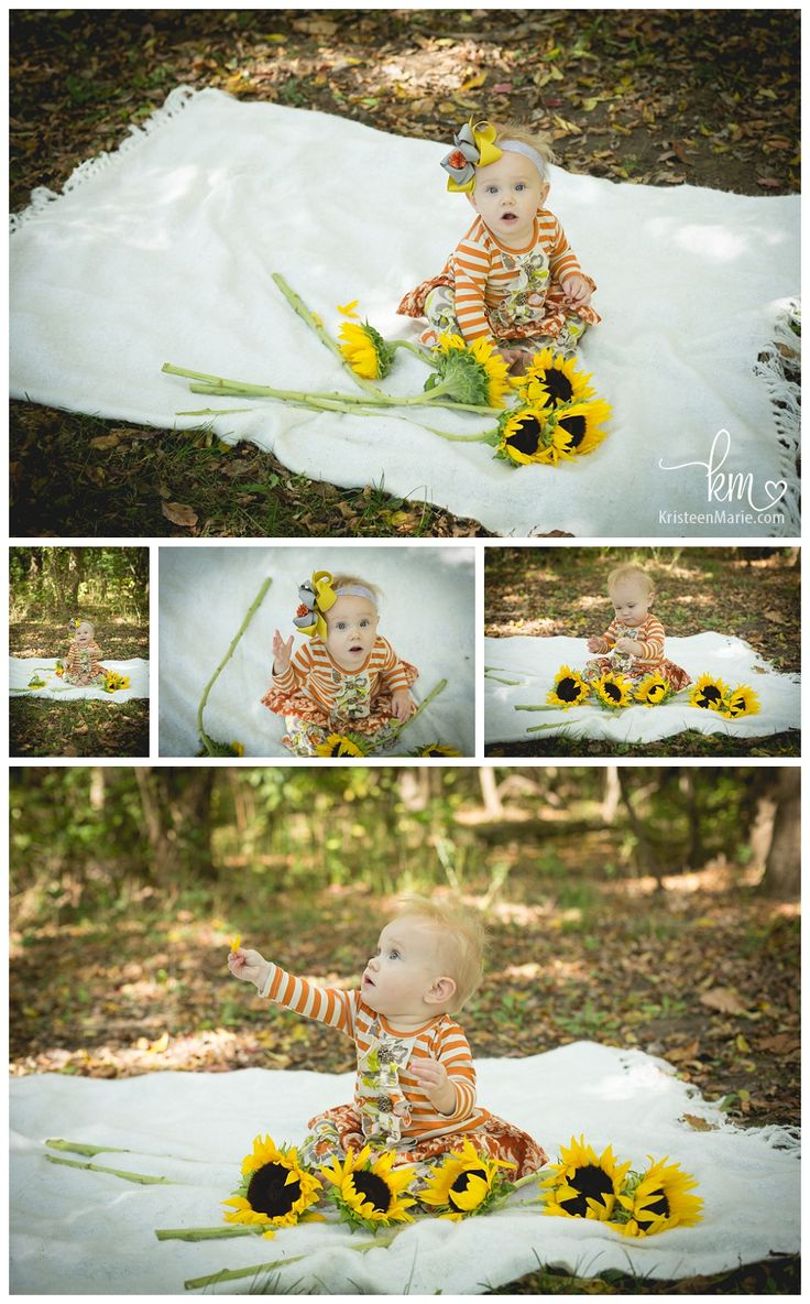 Payton is 9 Months Old – Indianapolis Child Photogrpahy