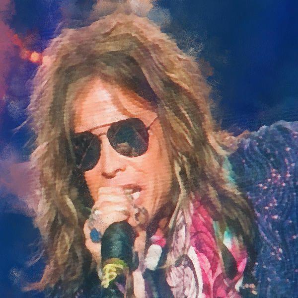 Steven Tylor Aerosmith live in concert http://fineartamerica.com/featured/steven-tylor-aerosmith-eti-reid.html?newartwork=true
