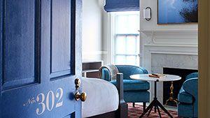 Kristal suggested.  Hotels in Alexandria VA | Kimpton Morrison House