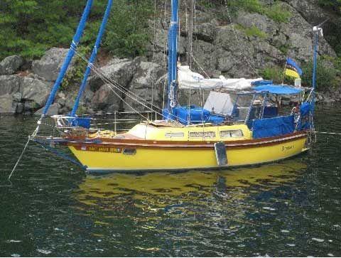 Catalina 27, 1971 sailboat
