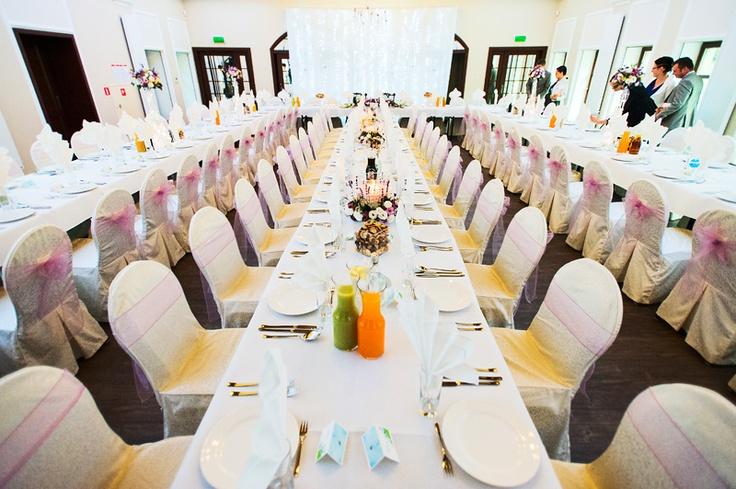 sala weselna hotel dębowy