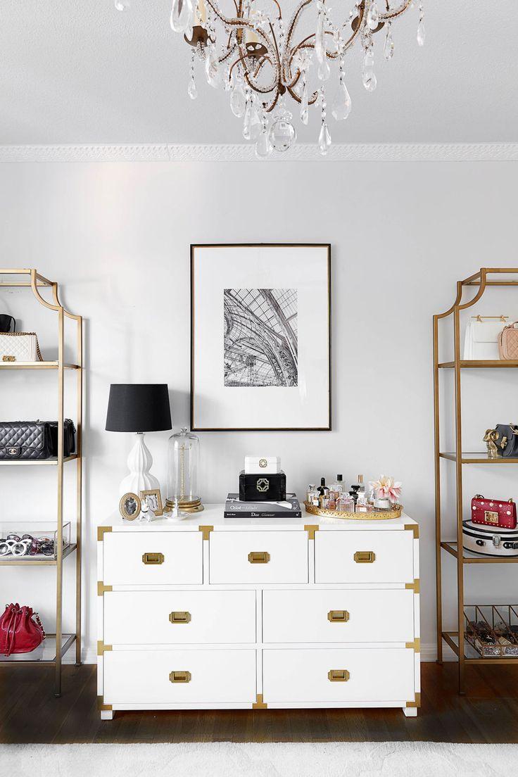 Daily Find Extra Wide Dresser Campaign Dresser Decor