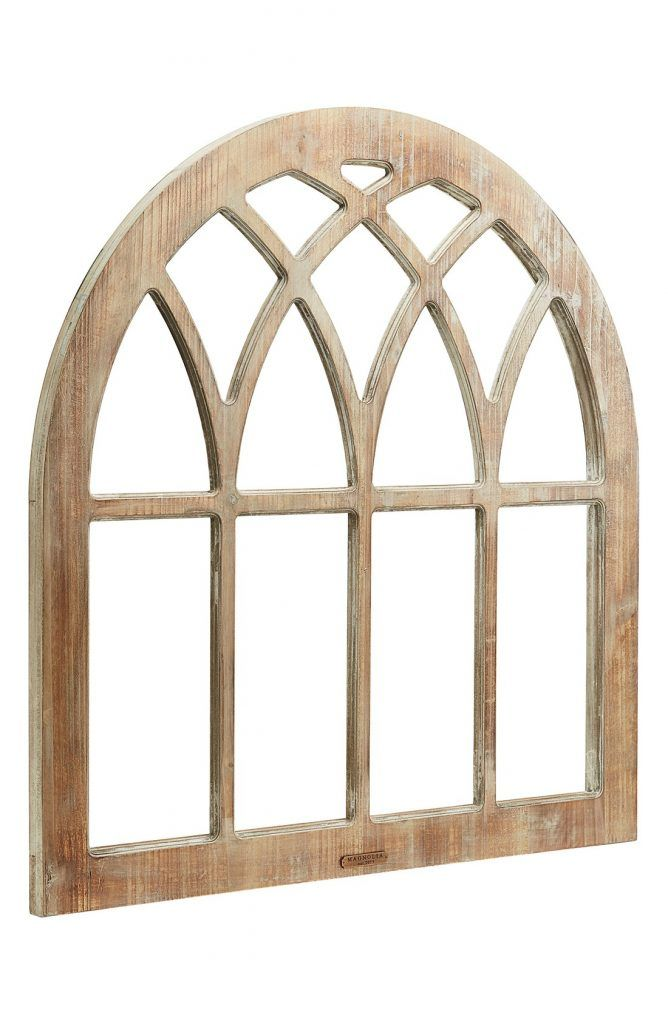 This wood window frame is by Joanna Gaines and just over $100 (free shipping!), I LOVE this!