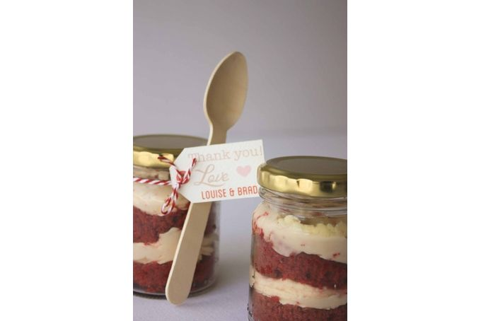Cupcake in a Jar by Darling & Good