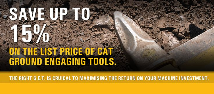 Ground Engaging Tools - Up to 15% off