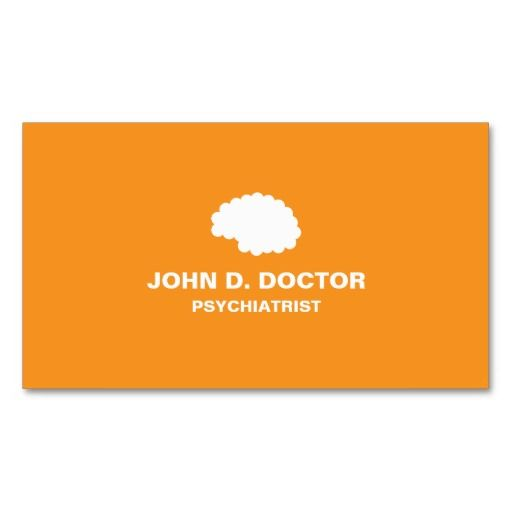 172 Best Psychiatrist/Psychologist Business Cards Images On